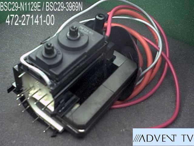 Q2735A Advent flyback transformer with straight wire