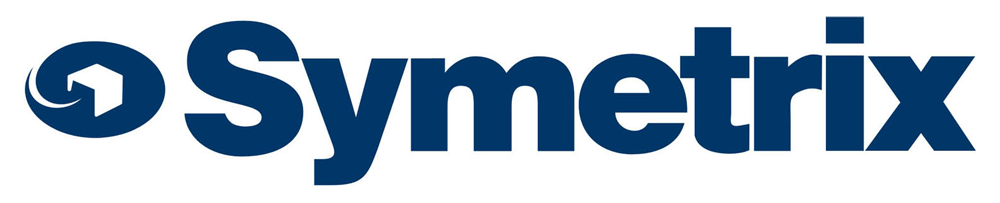 Symetrix logo (tm)