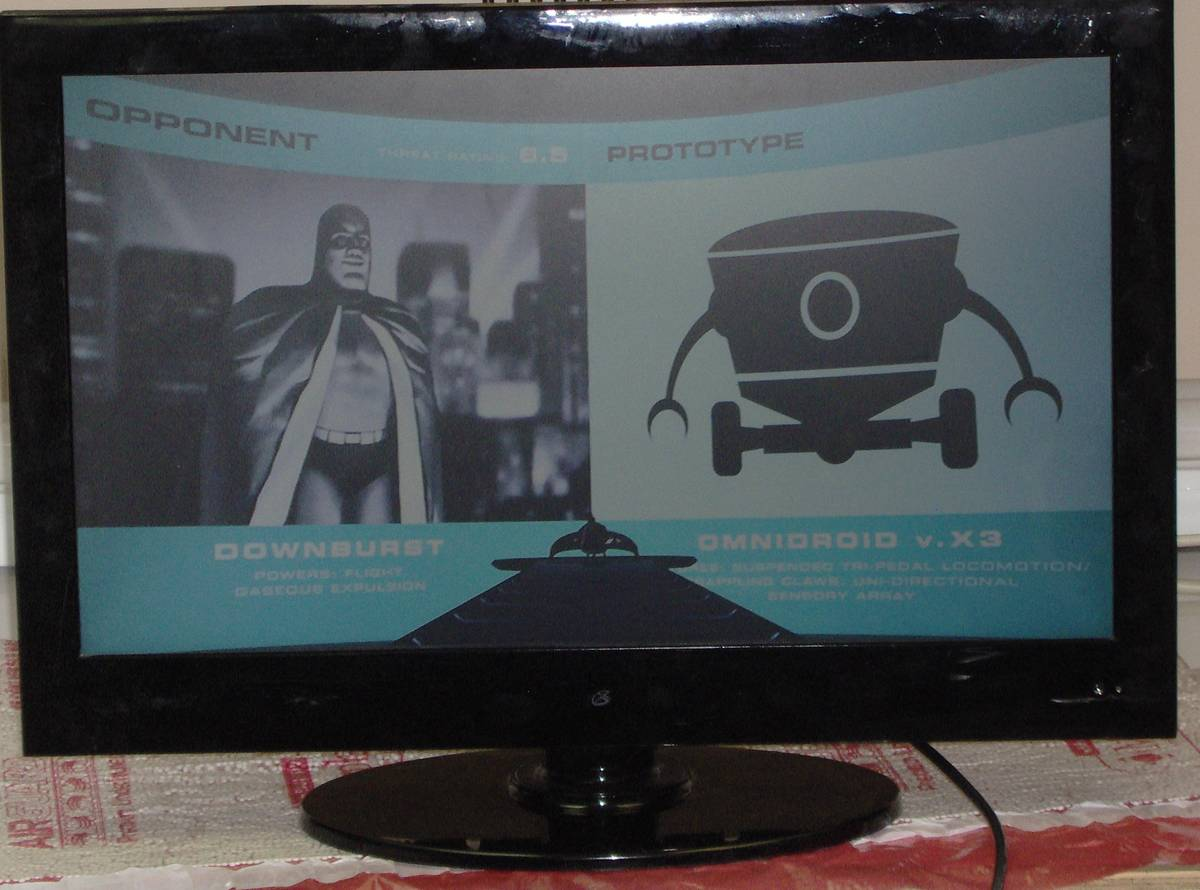 GPX TV DVD Monitor combo