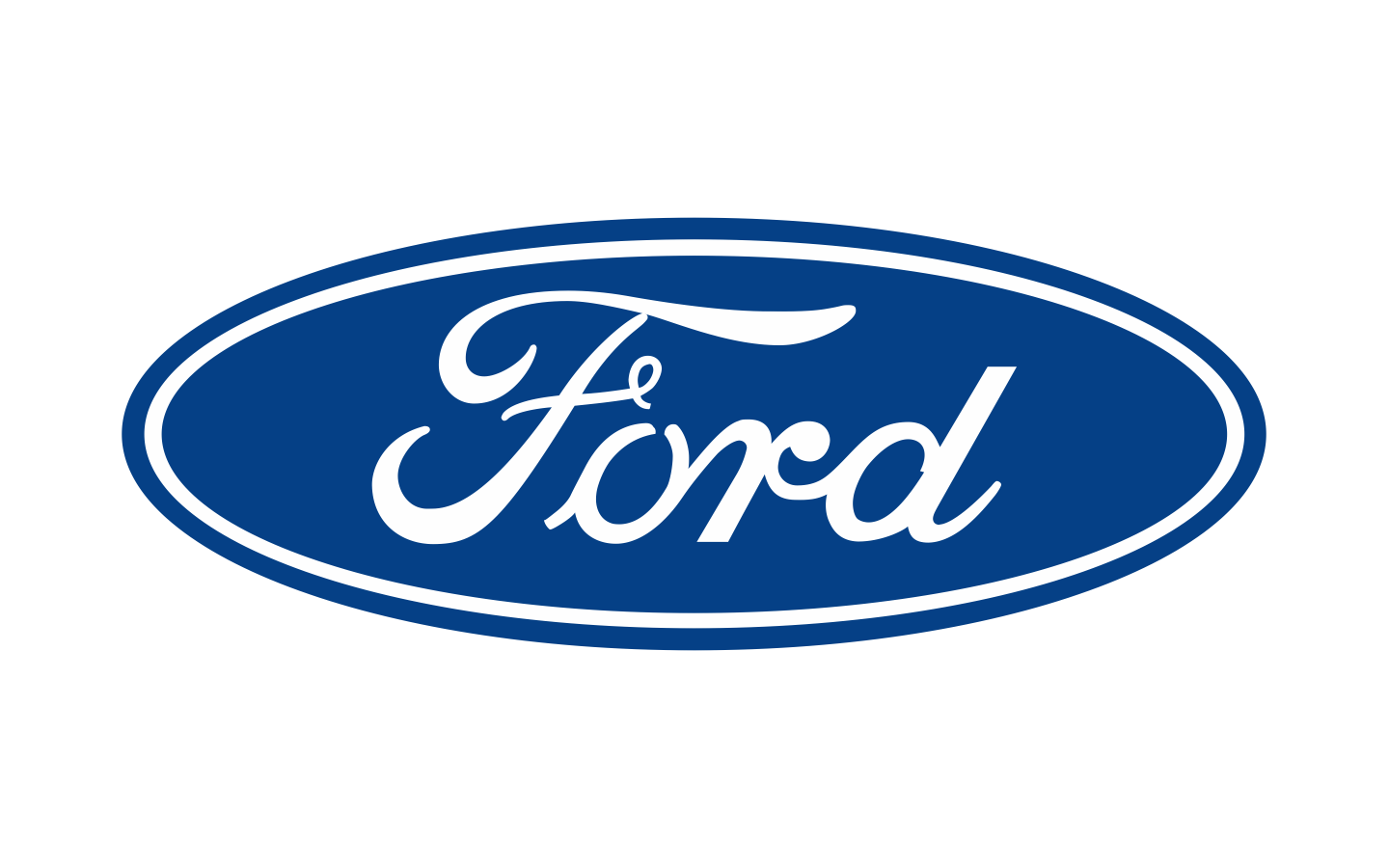 Ford copyrighted logo