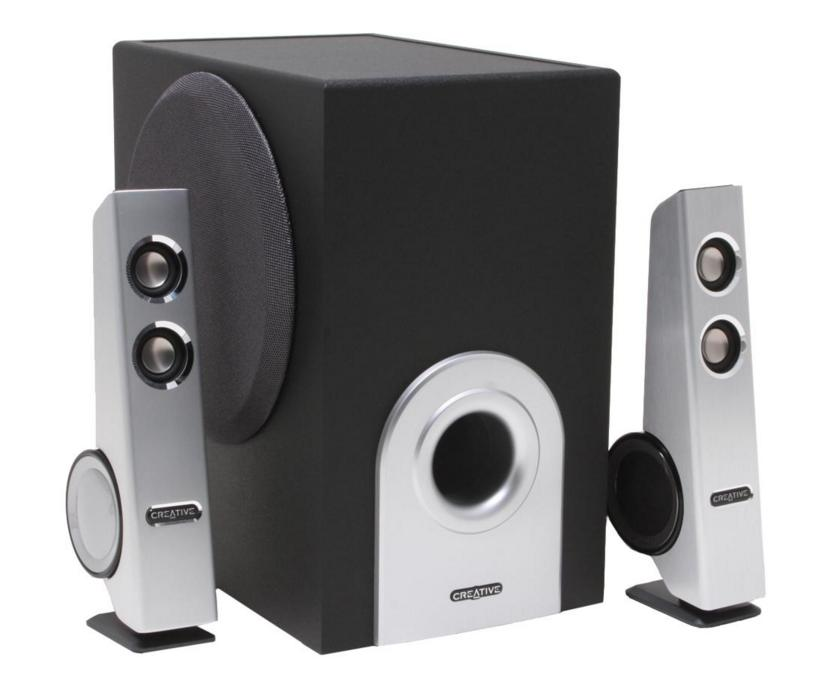 Creative Labs I-TRIGUE L3800 speaker system
